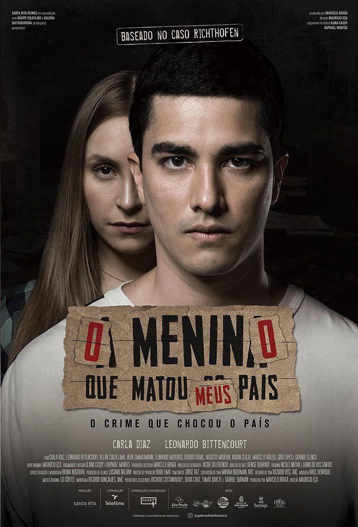 Phim Cậu Bé Đã Giết Cha Mẹ Của Tôi - The Boy Who Killed My Parents (O Menino que Matou Meus Pais) (2021)