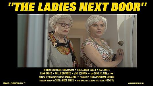 English movies 720p free download The Ladies Next Door [UHD]