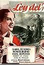 Ley del mar (1952) Poster