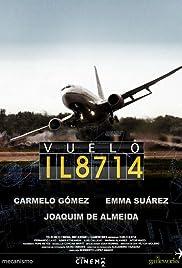 Vuelo IL8714 Poster