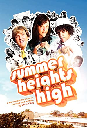 Where to stream Summer Heights High