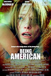Being American Poster