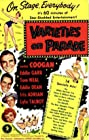 Varieties on Parade (1951) Poster