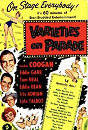Varieties on Parade Poster
