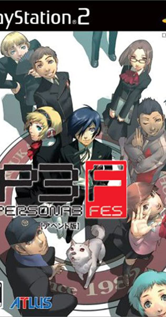 Persona 3 fes dating fuuka