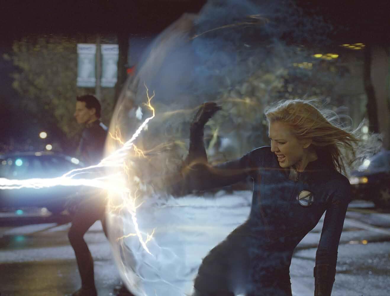 Jessica Alba in Fantastic Four (2005)