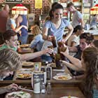 William H. Macy, Emmy Rossum, Cameron Monaghan, Jeremy Allen White, Ethan Cutkosky, and Emma Kenney in Shameless (2011)