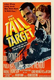 The Tall Target Poster - Movie Forum, Cast, Reviews
