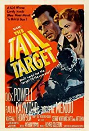 The Tall Target Poster