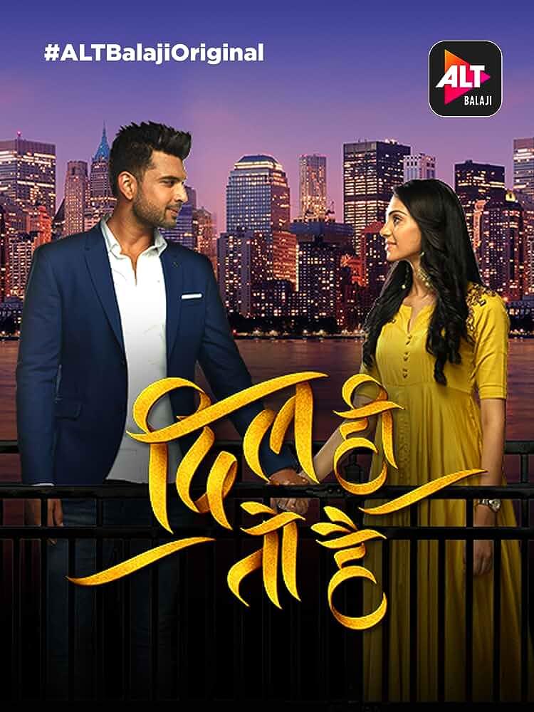 Dil Hi Toh Hai S03 E01-10 WebRip Hindi 720p x264 AAC