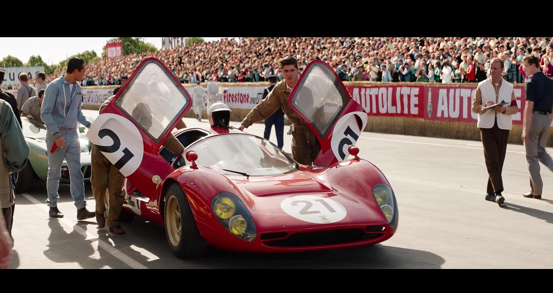 Alan Cevallos in Ford v Ferrari (2019)