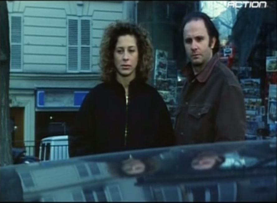 Steve Kalfa and Élisabeth Vitali in François Kléber (1995)