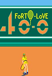 Forty-Love Poster