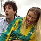 Massimo Ceccherini and Eva Henger in Tutti all'attacco (2005)