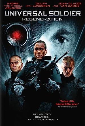 Download Universal Soldier: Regeneration (2009) {Hindi-English} 480p [350MB] || 720p [800MB] || 1080p [1.4GB]