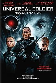 Universal Soldier: Regeneration Poster