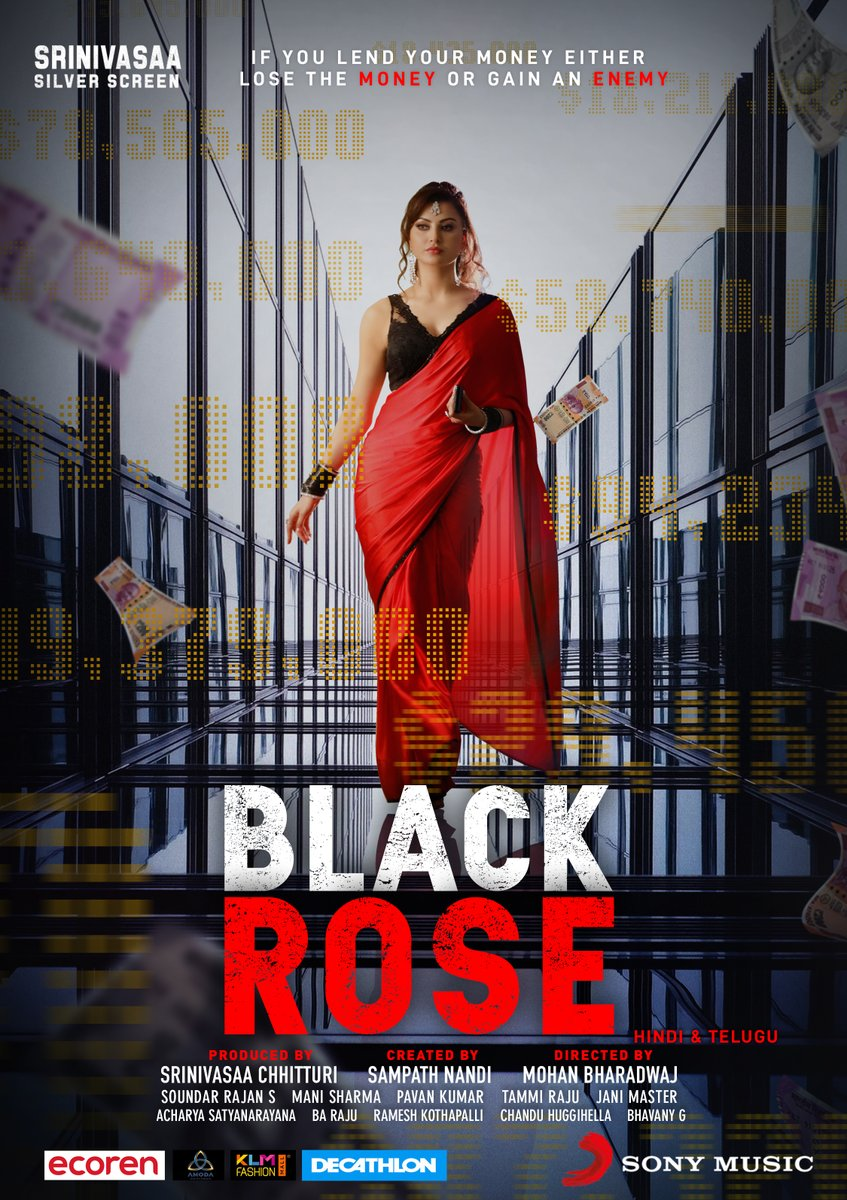 Black Rose 2021 Hindi 720p HDRip 800MB Download