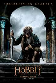The Hobbit: The Battle of the Five Armies (2014) Hindi Dubbed