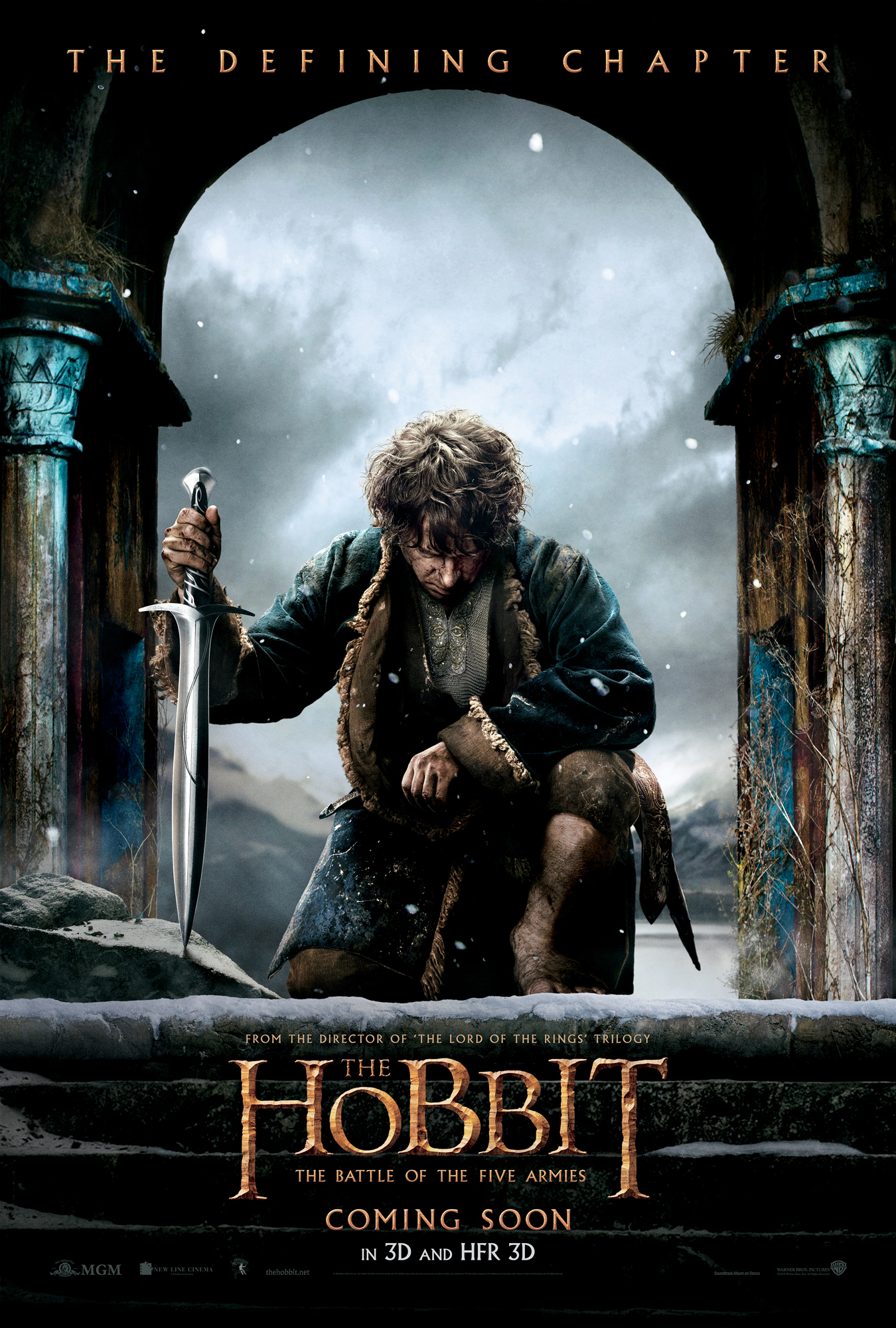 The Hobbit: The Battle of the Five Armies (2014) BluRay 480p, 720p & 1080p