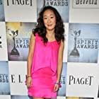 Sandra Oh at an event for 35th Film Independent Spirit Awards (2020)