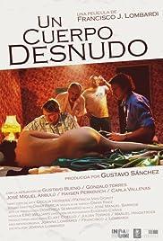 Un cuerpo desnudo Poster