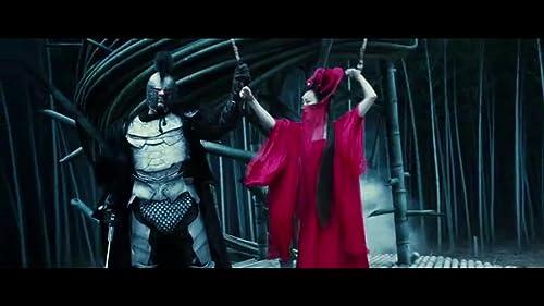 Ron Smoorenburg - Black Knight - Fight scene - Enter the Warriors Gate