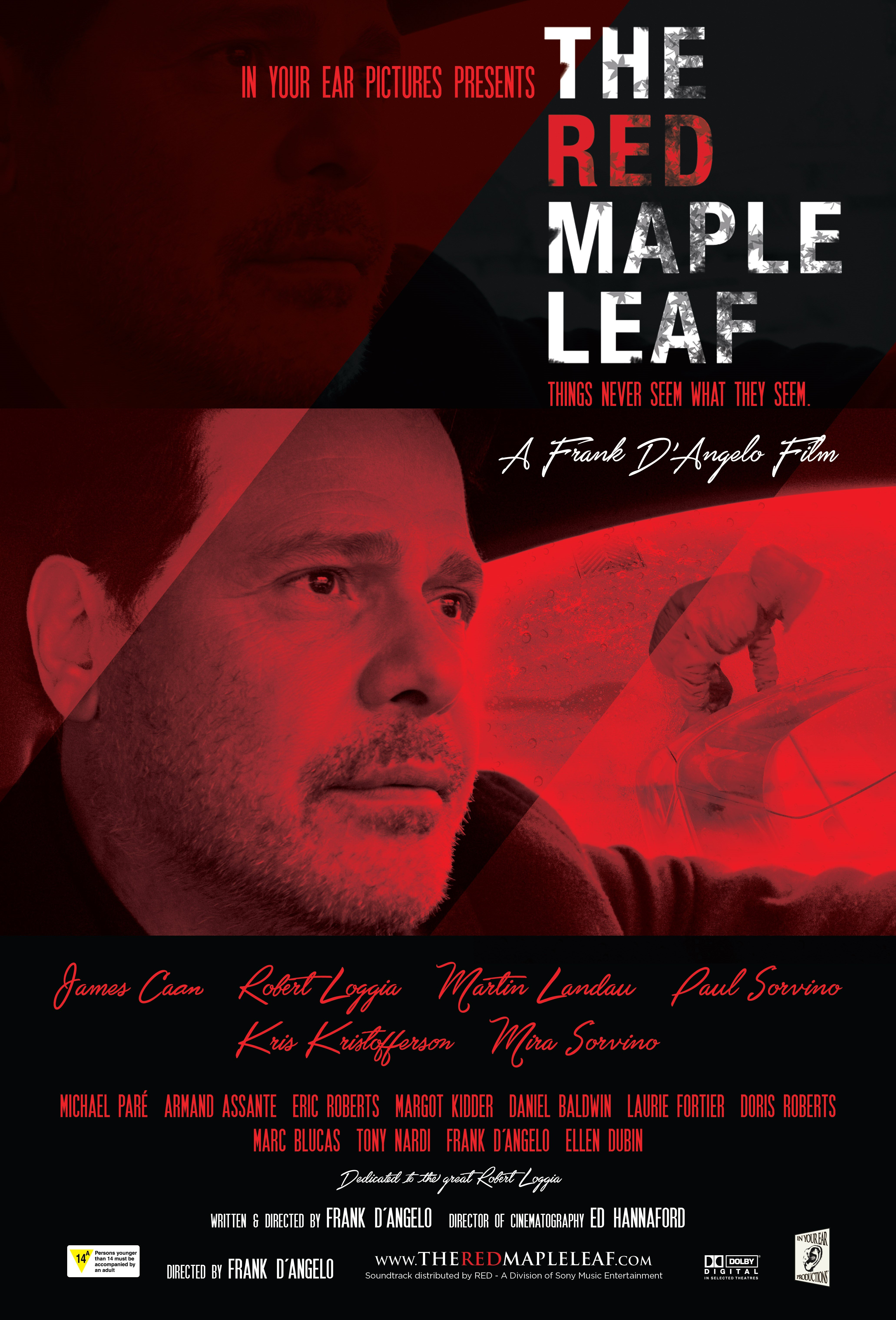 The Red Maple Leaf (2016) WEBRip 720p