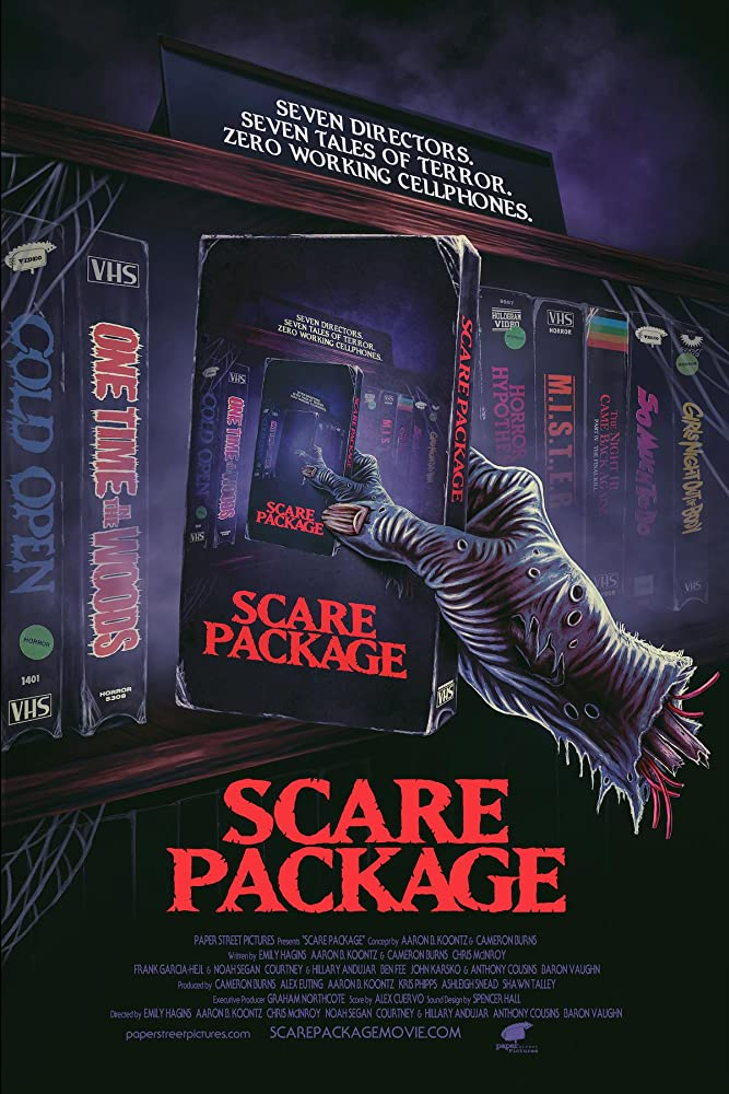 Scare Package (2019) Dual Audio 720p WebRip [Hindi + English] Full Movie Free Download