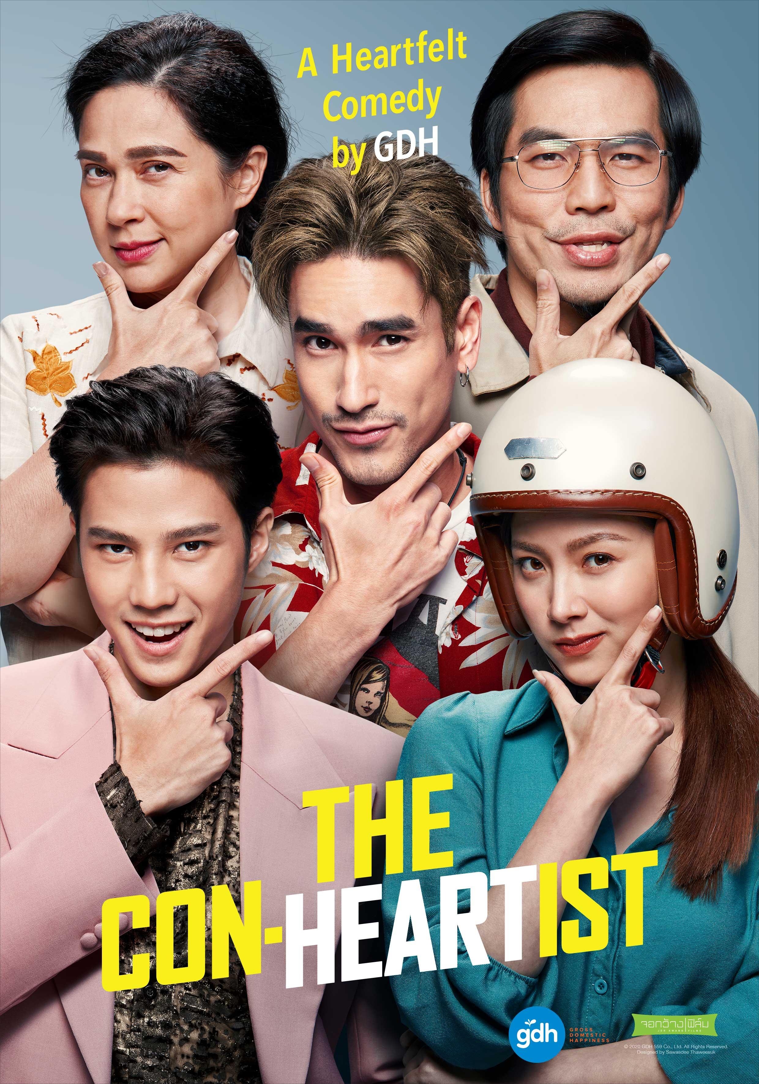 Phim Lừa Đểu Gặp Lừa Đảo - The Con-Heartist (2020)