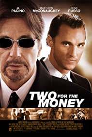 Matthew McConaughey and Al Pacino in Two for the Money (2005)