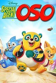 Special Agent Oso (2009) Poster - TV Show Forum, Cast, Reviews