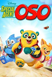 Special Agent Oso Poster