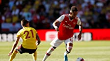 Watford v. Arsenal