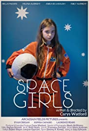 Space Girls Poster