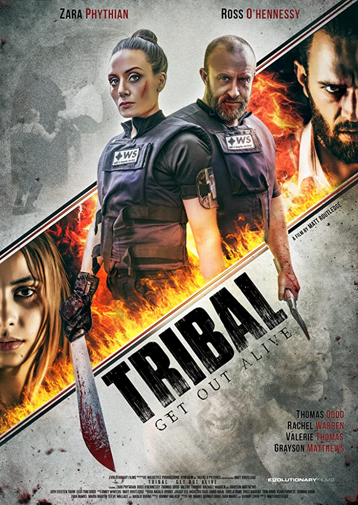 Tribal Get Out Alive 2020 Dual Audio Hindi 300MB HDRip 480p Download