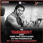 Sharad Patel in The Tashkent Files (2019)