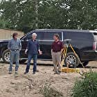 Randall Sullivan, Rick Lagina, and Marty Lagina in The Curse of Oak Island (2014)