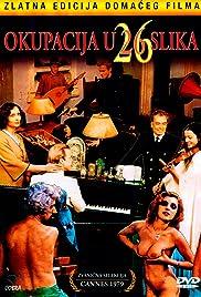 Okupacija u 26 slika(1978) Poster - Movie Forum, Cast, Reviews