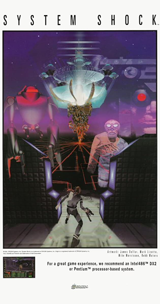 System Shock (Video Game 1994) - IMDb