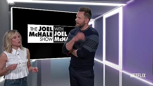 The Joel McHale Show with Joel McHale: Kristen Bell