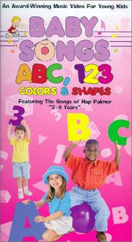 Baby Songs ABC 123 Colors Shapes 1999