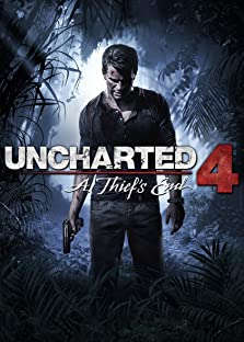 Uncharted 4: A Thief's End (Video Game 2016)