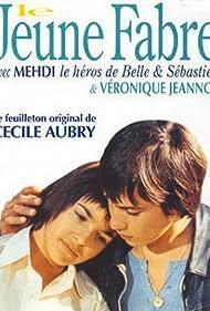 Mehdi El Glaoui and Véronique Jannot in Le jeune Fabre (1973)