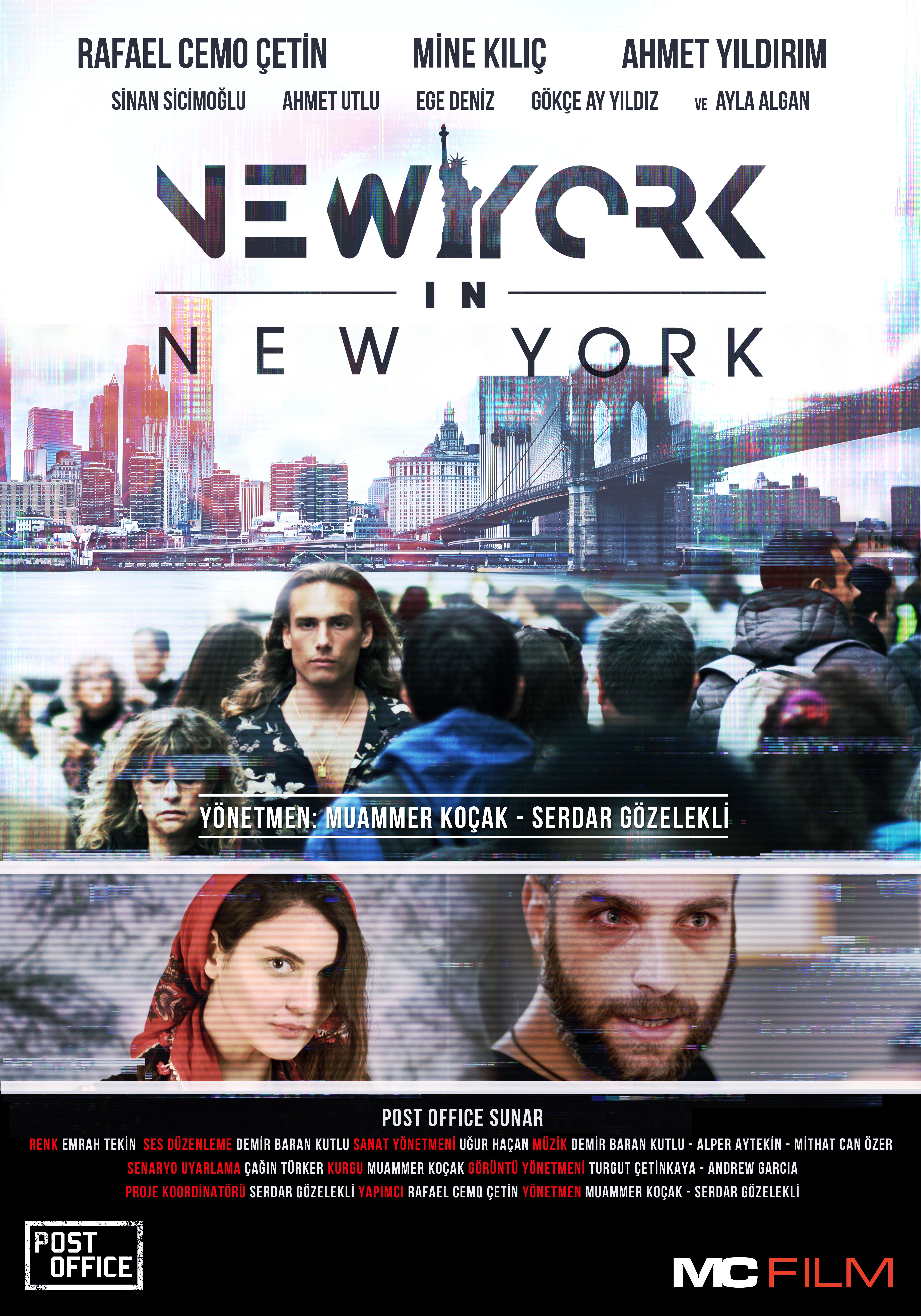 New York in New York 2019 izle