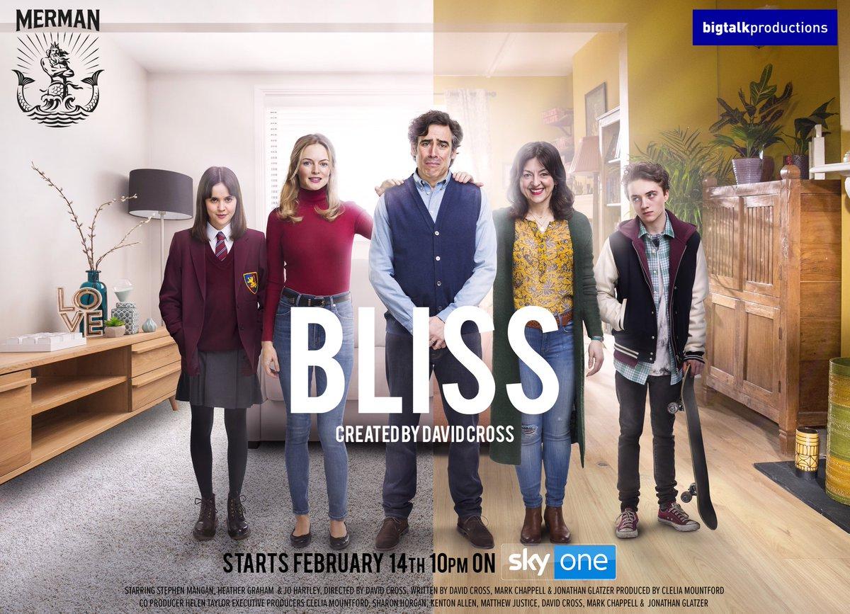 Bliss Season 1 COMPLETE HDTV 480p & 720p