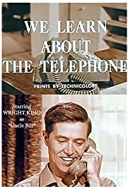 We Learn About the Telephone Poster