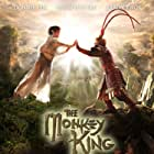 Donnie Yen and Zitong Xia in The Monkey King: The Legend Begins (2022)