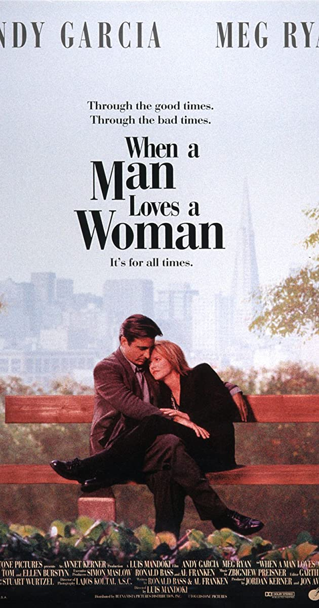 When A Man Loves A Woman 1994 Imdb