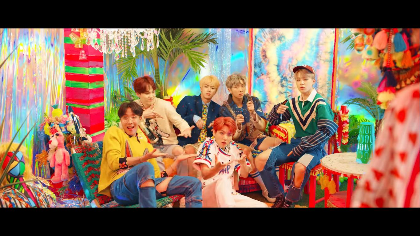 BTS: Idol (Video 2018) - Images - IMDb