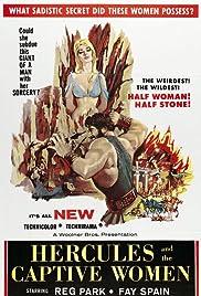Hercules Conquers Atlantis Poster